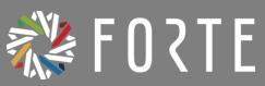 フォルテさん ロゴ